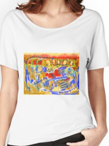 Train Soup 2 Women's Relaxed Fit T-Shirt