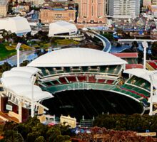 Adelaide Oval graphic Sticker