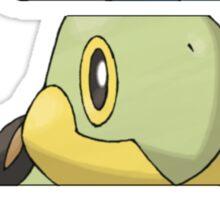 Pokemon Starters - 4th Gen Sticker