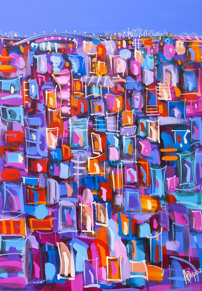CBD Colours by Adam Bogusz