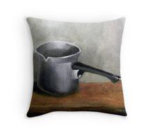 Coffee pot Throw Pillow