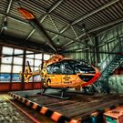 Air Rescue - Part I by MarkusWill