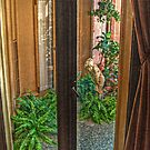 A Door To A Secret Garden by Jane Neill-Hancock
