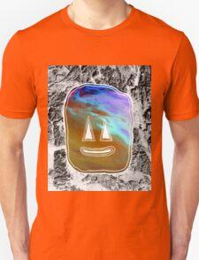 Sunset Face T-Shirt