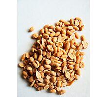 Salted Peanuts Photographic Print