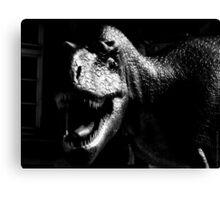 Dinosaur VRS2 Canvas Print