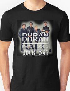 DURAN DURAN PAPER GODS Unisex T-Shirt