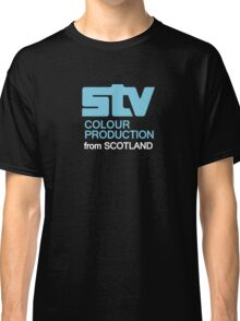 Scottish Television - STV Colour Production Classic T-Shirt