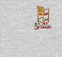 Jette Chair Danmark Left Breast Zipped Hoodie