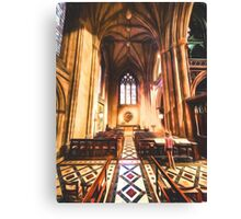 Divine Light (GO1) Canvas Print