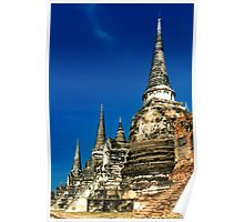Historic City, Thailand Poster