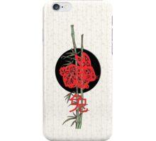 Rabbit (chinese zodiac) iPhone Case/Skin