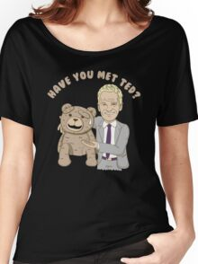 How I met your mother Women's Relaxed Fit T-Shirt