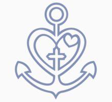 Love - Hope - Trust by vivendulies