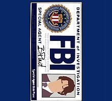 Sam's FBI Badge by blainageatrois