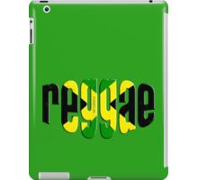 reggae iPad Case/Skin
