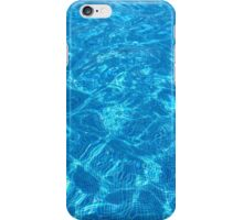 waves gently splashing on the beach - it's time to make a wish iPhone Case/Skin