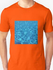 waves gently splashing on the beach - it's time to make a wish T-Shirt
