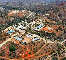 Arkaroola Village Flinders- Ranges SA. by helmutk