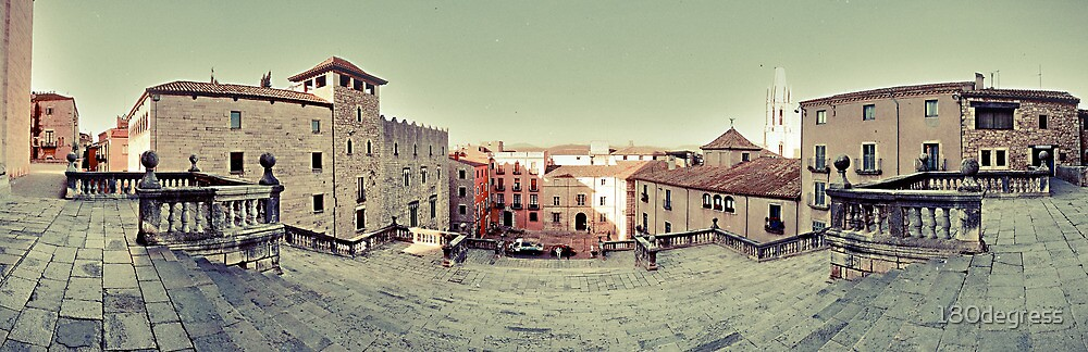 Girona by 180degress