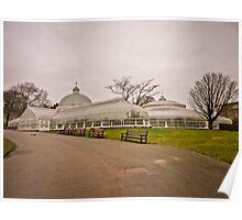 Botanic Gardens of Glasgow Poster