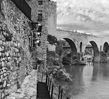 Panoramic Bridge by 180degress