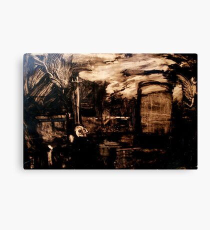 dawn Canvas Print