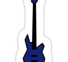 Cartoon Bass [Small] Sticker