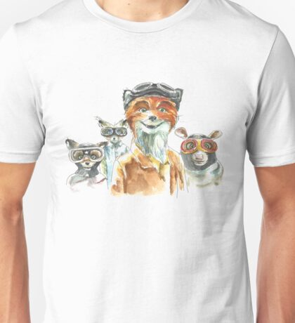 Fantastic Friends Unisex T-Shirt