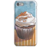 Summertime Yellow Cupcake iPhone Case/Skin
