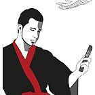 Japanese Male by Levantar