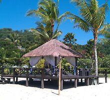 Resort Gazebo  by mubadalashan