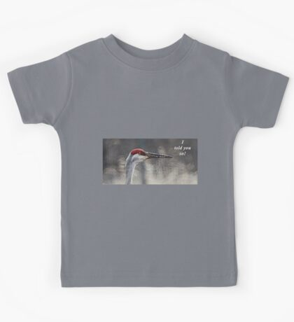 I told you so! Kids Clothes