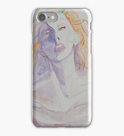 Ethereal Silence iPhone Case/Skin