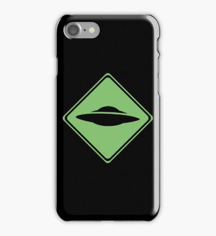 X-Files - UFO iPhone Case/Skin