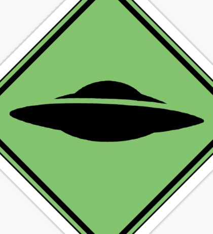 X-Files - UFO Sticker