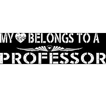 My Love Belongs To A Profession - Tshirts & Accessories Photographic Print