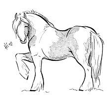 Hi Horse by LyFe