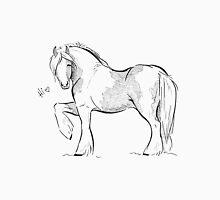 Hi Horse Unisex T-Shirt