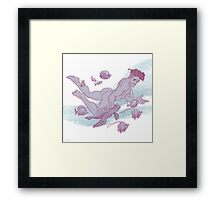 HUMAN/NATURE - 03 Framed Print