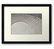 Coliseum Framed Print
