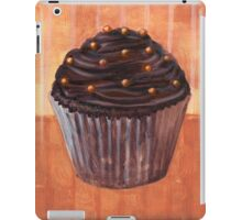 Chocolate Monster Cupcake iPad Case/Skin
