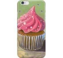 Russian Pink Cupcake iPhone Case/Skin