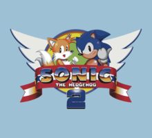 Sonic the Hedgehog - Sonic 2  by QuestionSleepZz