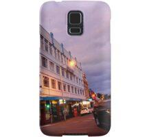 evening, brisbane street (launceston) Samsung Galaxy Case/Skin