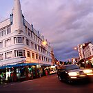 evening, brisbane street (launceston) by mugley