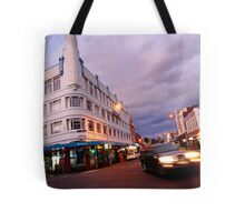 evening, brisbane street (launceston) Tote Bag
