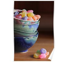 Little Candy Dishes Poster