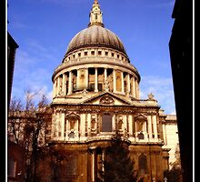 Saint Paul's Cathedral by Daniel G.