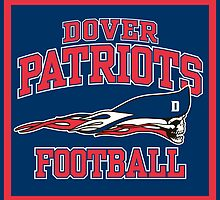 Dover Patriots Football by DoverPatriots